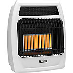 Dyna-Glo IRSS18LPT-2P 18,000 BTU Liquid Propane Infrared Vent-Free Thermostatic Wall Heater