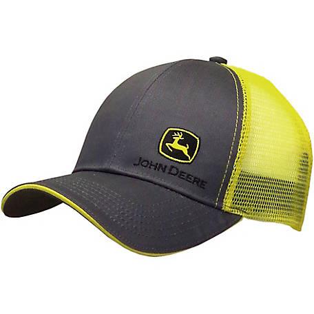 28a9623331f John Deere Men s Offset Logo Cap at Tractor Supply Co.