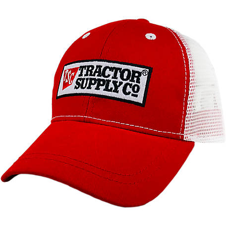 Tractor Supply Mesh Twill Trucker Cap