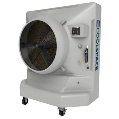 Cool-Space Avalanche36-1D 36 in. Portable Evaporative Cooling Unit