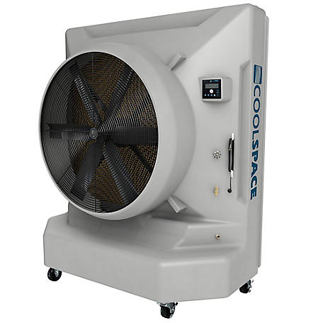 COOL-SPACE Blizzard 50 in. Variable Speed Portable Evaporative Cooler, CS6-50-VD