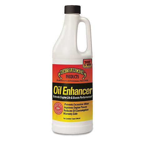 Howes Lubricator Howes Oil Enhancer, 32 oz.