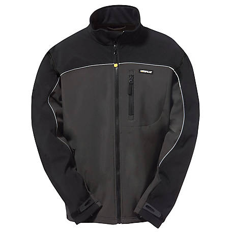 Caterpillar Men's Soft Shell Jacket