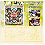 Quilt Magic No Sew Quilt Wall Hanging Kit