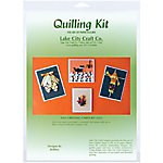 Lake City Craft Quilling Kit, Fall Greeting Card