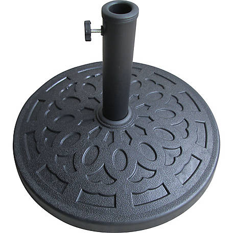 Bond 14kg Stone Resin Umbrella Base