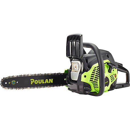Poulan 33cc Gas 14 in. Chainsaw, PL3314