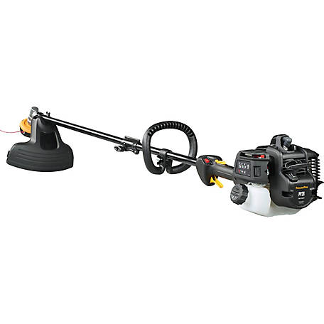 Poulan Pro 28 cc 2-Cycle Gas Straight Shaft String Trimmer, PR28SD, 967105701