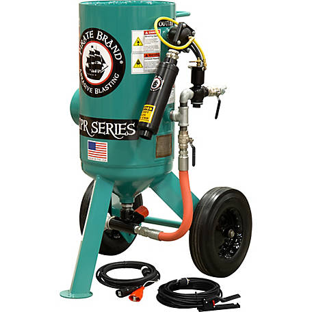 Pirate Brand CPR 3.0 cu. ft. SandBlaster MPV Basic Package with Electric Controls