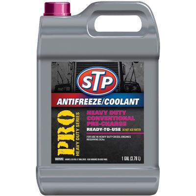 Buy STP Heavy-Duty Conventional Pre-Charge Antifreeze/Coolant Ready-To-Use Online