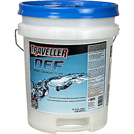 Diesel Exhaust Fluid >> Traveller Def 5 Gal Trv005 At Tractor Supply Co