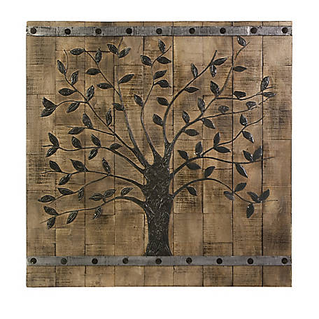 Tree Of Life Wood Wall Panel At Tractor Supply Co