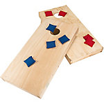 Hey! Play! Do-It-Yourself Regulation Size Cornhole Boards and Bags