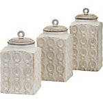 Dreanna Canisters, Set of 3