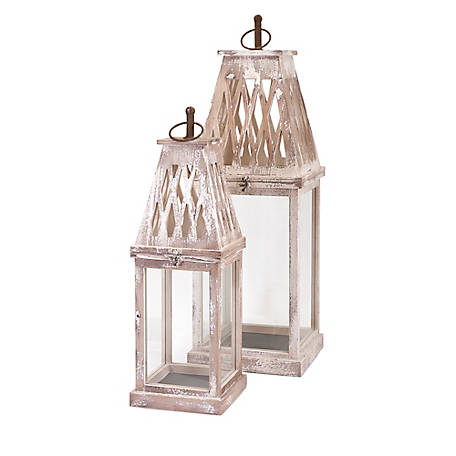Ramsey Lanterns, Set of 2