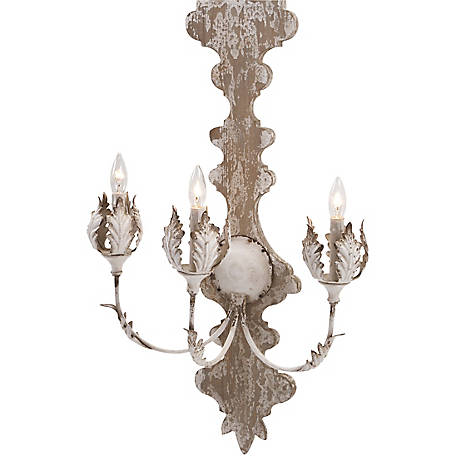 Lizzie Wall Sconce, Hardwired
