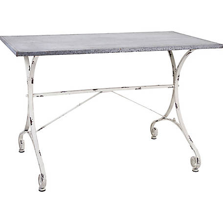 Katie Galvanized Table
