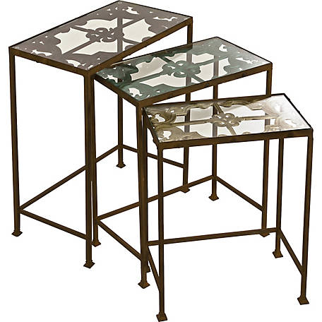 Torry Nested Tables, Pack of 3