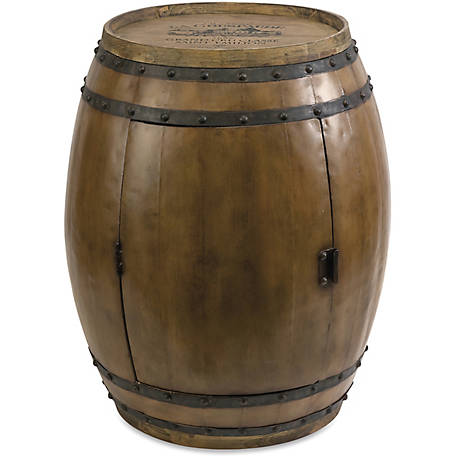 Napa Barrel Table