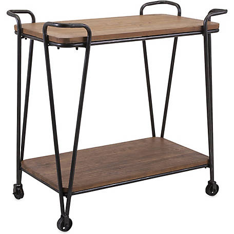 Austin Wood and Iron Table
