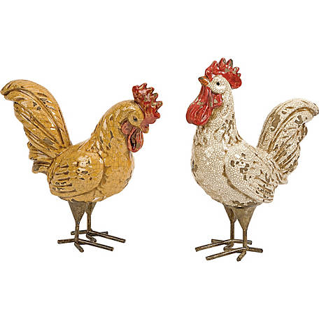 Parson Roosters, Pack of 2
