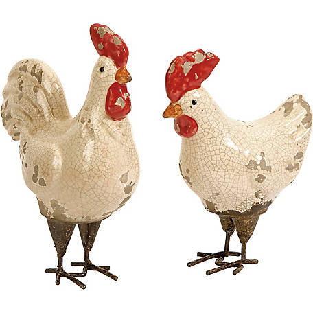 Quinn Roosters, Pack of 2