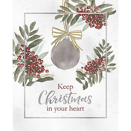 Designs direct vintage christmas card 16 in x 20 in black framed designs direct vintage christmas card 16 in x 20 in black framed canvas at tractor supply co m4hsunfo