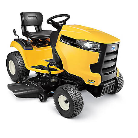 Lawn Mower Tractor >> Cub Cadet Xt1 Enduro Series Lt 42 In Riding Mower 13aoa1cs056 At Tractor Supply Co
