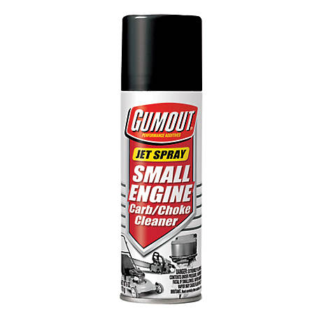 Gumout Small Eng Carb & Choke 6 oz., 800002241