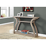 Monarch Specialties 47 in. L Hall Console