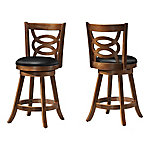 Monarch Specialties Swivel Barstool, Counter Height