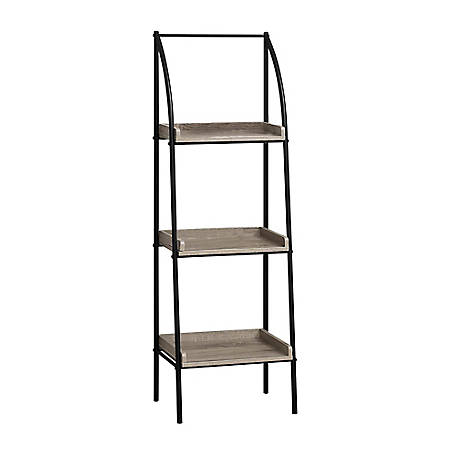 Monarch Specialties 48 in. H Metal Bookcase