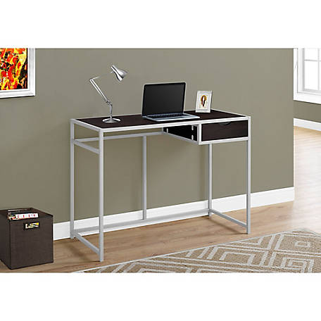 Monarch Specialties 42 in. L Metal Computer Desk