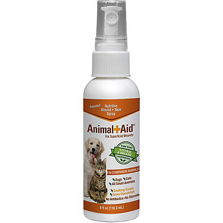 AnimalAid for Companion Pets, 4 oz.