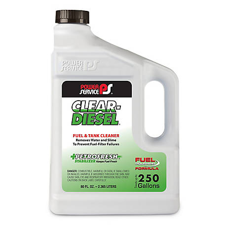 Power Service Clear Diesel 80 oz., 09280-06