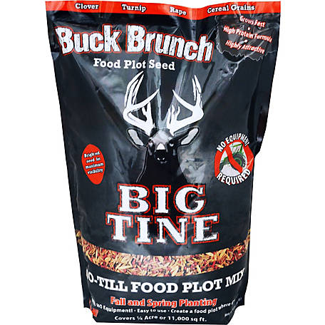Big Tine Buck Brunch Food Plot, DB04