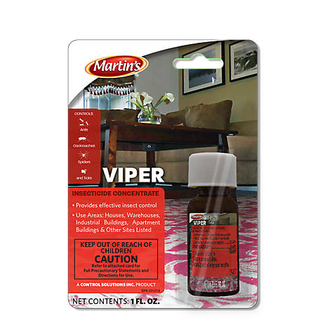 Martins Viper Insecticide Concentrate 1 Oz At Tractor Supply Co