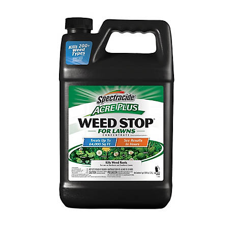 Spectracide Weed Stop Acre Plus Weed Killer Concentrate - 1 gal.