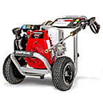 Simpson MS60921 3300 PSI @ 2.4 GPM Cold Water Gas Pressure Washer Powered by Honda