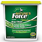 Manna Pro Nature's Force Bug Clear All Natural Feed Supplement, 2 Lb. Bucket