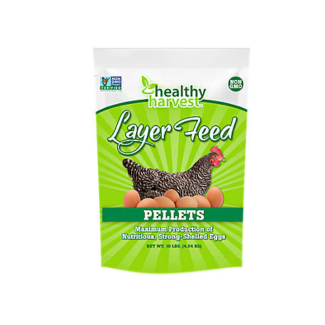 Healthy Harvest Non Gmo Layer Pellet 10 lb., N1117P10
