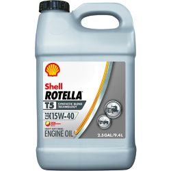Shop 2.5 gal. Rotella T5 Synthetic BlendDiesel Engine Oil at Tractor Supply Co.