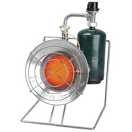 Mr. Heater 10,000-15,000 BTU Liquid Propane Tank Top Heater/Cooker