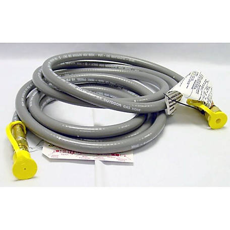 Mr. Heater 12 ft. Natural Gas Patio Hose Assembly