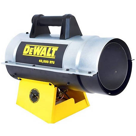 Forced Air Propane Heater >> Dewalt Forced Air Propane Heater At Tractor Supply Co