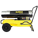 DeWALT 185,000 BTU Forced Air Kerosene Heater
