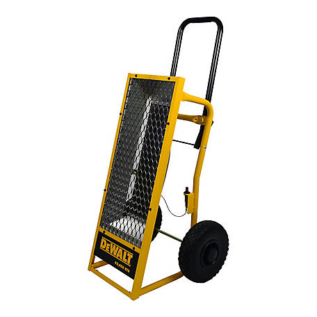 DeWALT 45,000 BTU Portable Radiant Propane Heater at Tractor Supply Co