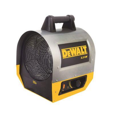 Buy DeWALT 3.3 kW Portable Electric Heater Online