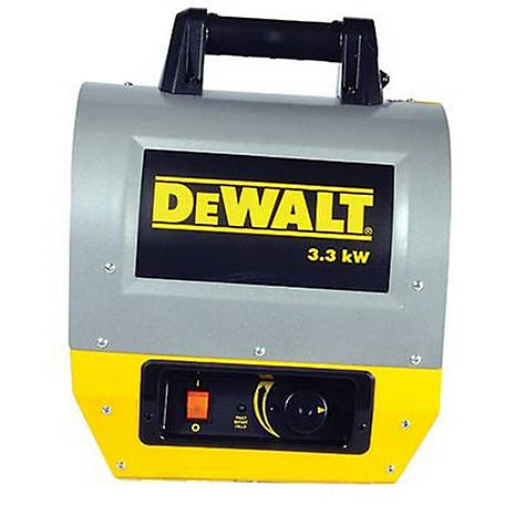 707a99ff409 DeWALT 3.3 kW Portable Electric Heater at Tractor Supply Co.