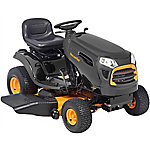 Poulan PRO 46 in. 20 HP Briggs & Stratton Riding Mower, PP20VA46
